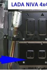 LADA 99999-212191182, Proteção do cárter. caixa de velocidades e RK LADA 4x4
