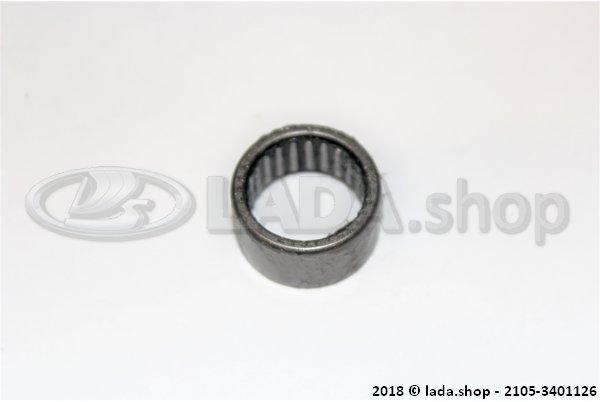 LADA 2105-3401126, Rolamento de agulha do eixo de direção superior