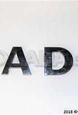 LADA 8450008072, Ornament of the rear (LADA)