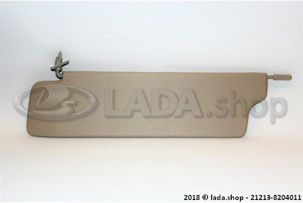 LADA 21213-8204011, Sun visor left
