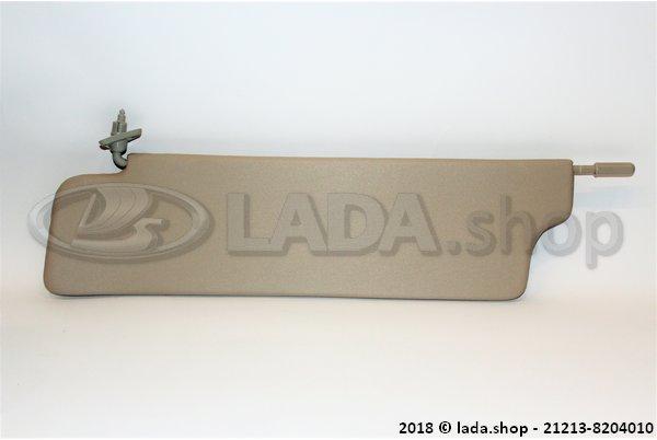 LADA 21213-8204010, Sun visor right