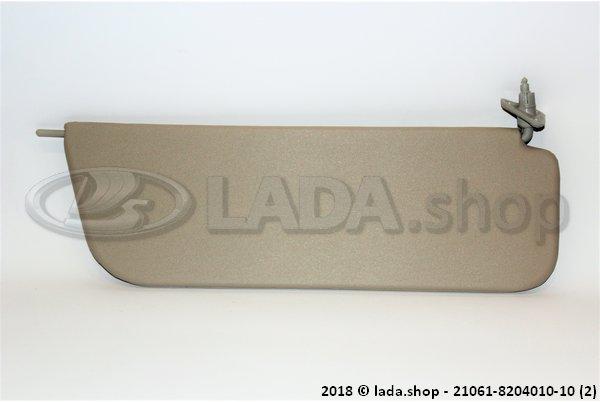 LADA 21061-8204010-10, Sun visor right
