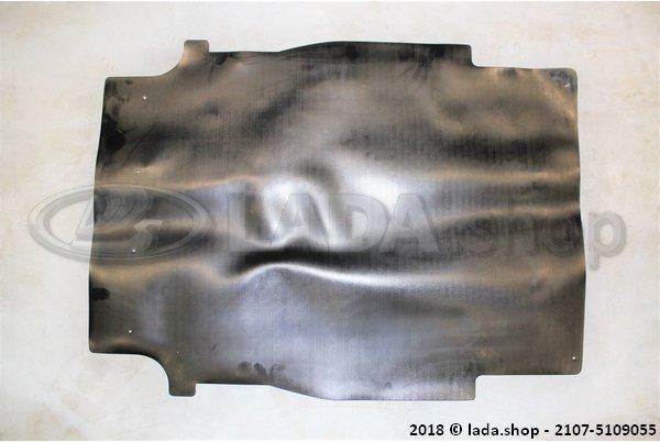 LADA 2107-5109055, Car trunk mat