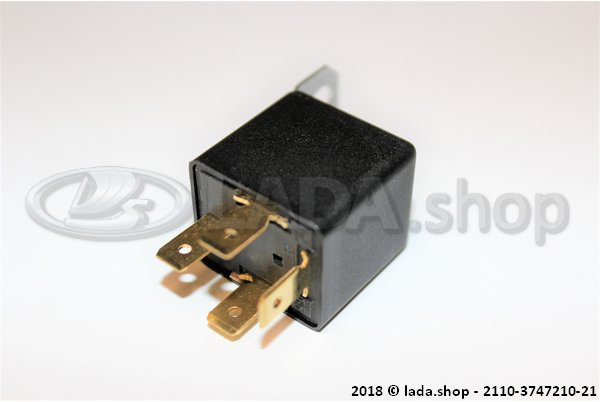 LADA 2110-3747210-21, Five-contact relay (LADA 4x4 Urban)