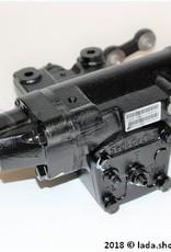 LADA 2123-3400010-22, Lenkungsmechanismus mit hydraulischem Verstärker und einem Zweibein