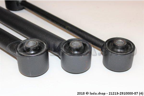 LADA 21213-2910000-87, Ensemble de tiges de suspension arriere renforcé