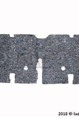 LADA 21213-5002054, Noise insulating rearfloor