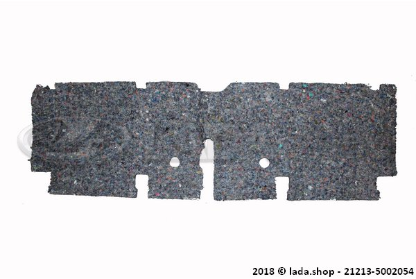 LADA 21213-5002054, Schalldämmender Heckboden