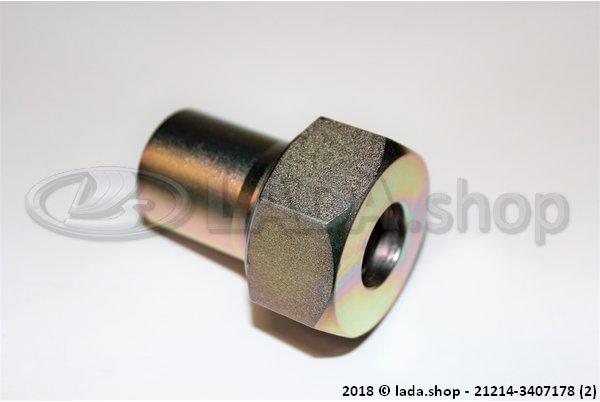LADA 21214-3407178, Tuerca de fijación de polea cigüeña