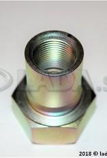 LADA 21214-3407178, Polia de porca de acionamento de uma bomba hidráulica do virabrequim