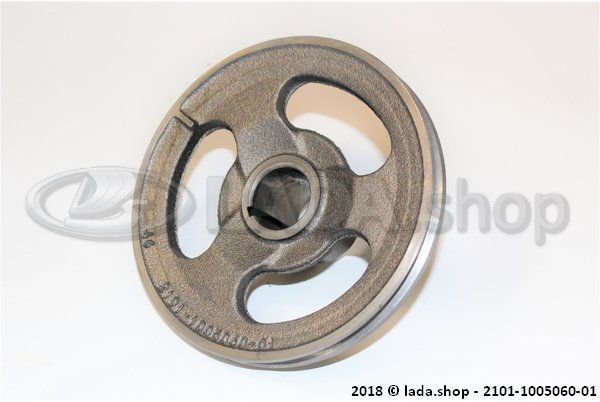 LADA 2101-1005060-01, Crankshaft pulley