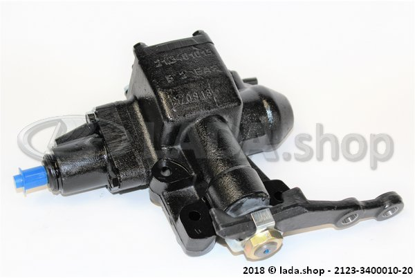 LADA 2123-3400010-20, Steering mechanism