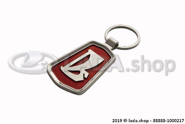 LADA 88888-1000217,  Schlüsselanhänger Retro