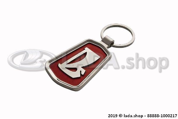 LADA 88888-1000217,  Sleutelhanger Retro