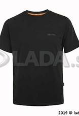 LADA 88888-1000312, T-shirt met oranje zij-naden LADA
