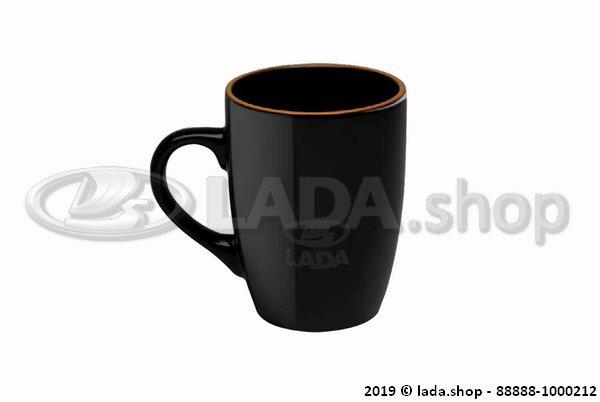 LADA 88888-1000212, Cup LADA (schwarz)