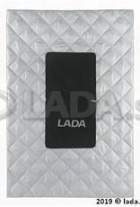 LADA 88888-1000221, Almohada de cuadros escoceses LADA