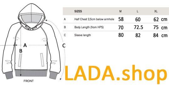 LADA 88888-1000299, Jaqueta de chuva LADA