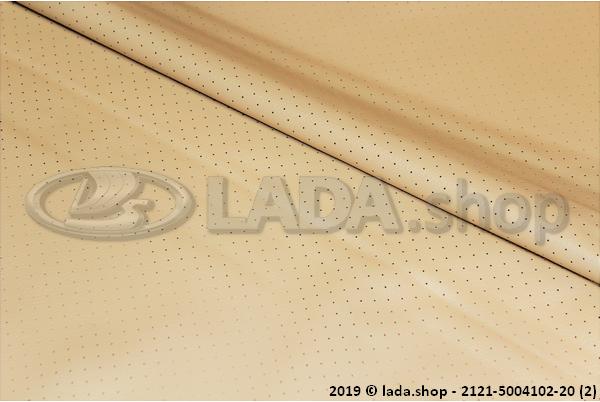 LADA 2121-5004102-20, Dachpolsterung