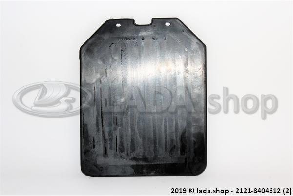 LADA 2121-8404312, Avental traseiro LADA Niva 4x4
