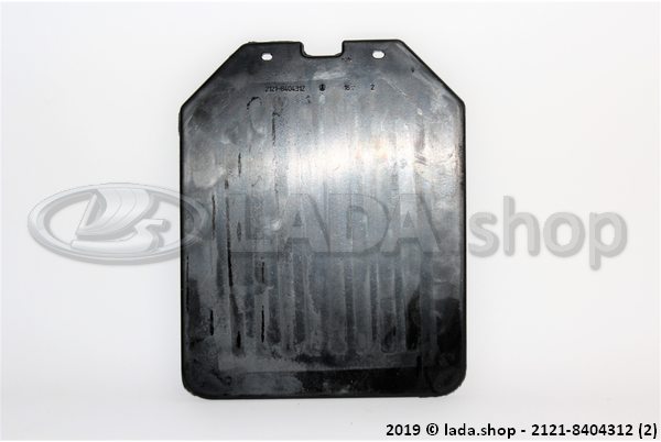 LADA 2121-8404312, Spatlap achter LADA Niva 4x4
