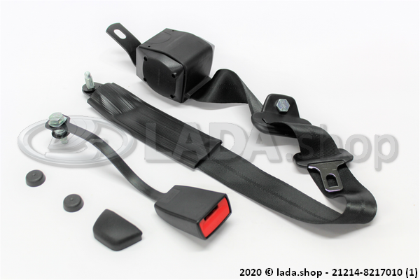 LADA 21214-8217010, Seat belt front right Lada 4x4