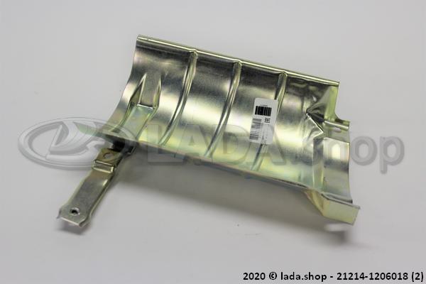 LADA 21214-1206018, Cobertura de protecao