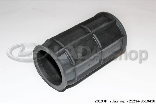 LADA 21214-3510418, Bremskraftverstärker-Stoßstangendichtung