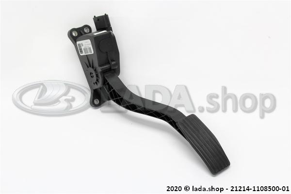 LADA 21214-1108500-01, Pedal Acelerador Eletrônico