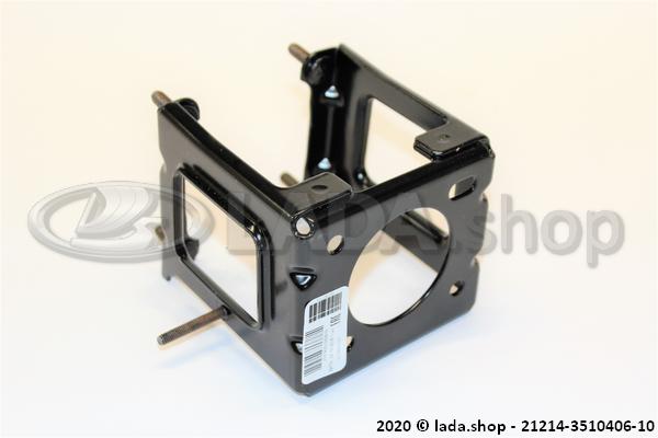 LADA 21214-3510406-10, Suporte do freio de reforço de freio Assy