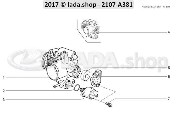 LADA 21203-1148300-81, Valvula