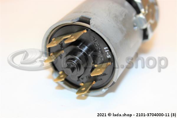 LADA 2101-3704000-11, Ignition switch  - Original Lada - OEM 2101-7 - Niva 4x4