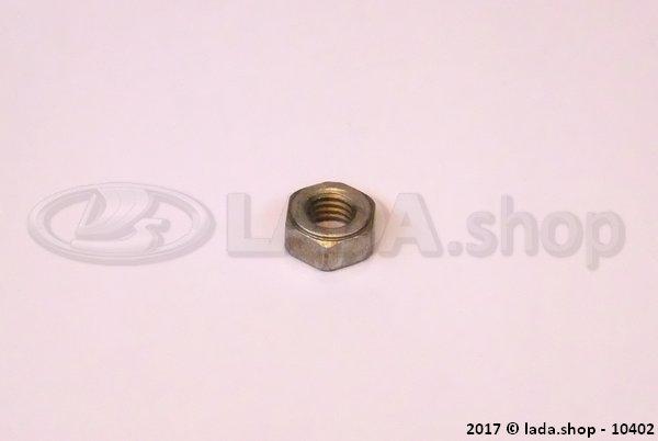 LADA 0000-1006100821, Nut M8