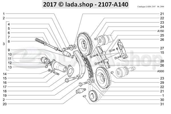 LADA 2101-1006078, borgmoer