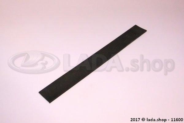 LADA 2101-1101120, Rubber verpakking strip