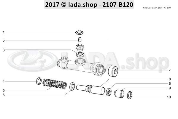 LADA 2101-1602516, zeehond