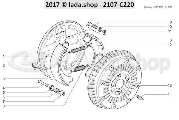LADA 2101-3502113, Bout