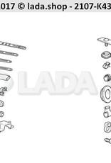 LADA 2101-3724118-10, Grommet