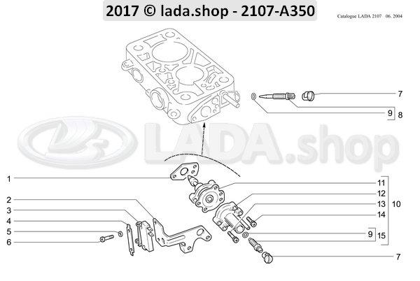 LADA 2105-1107120, stelschroef