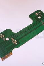 LADA 2107-3716092, Printed circuit board. light. RH