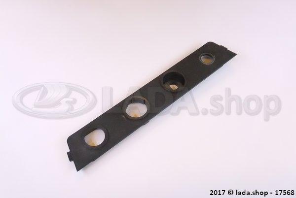 LADA 2106-5325213-10, Afdekplaat console
