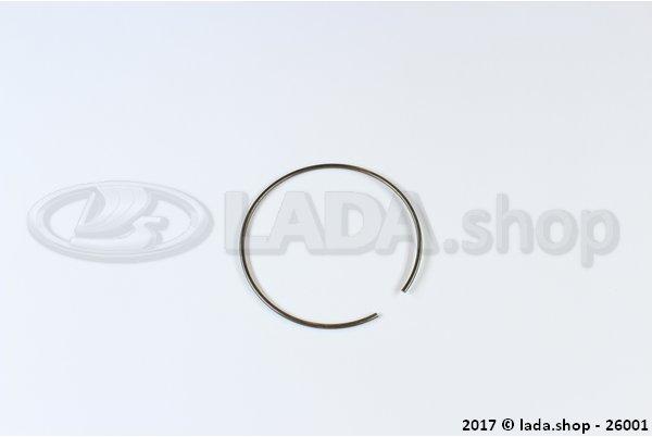 LADA 2121-2215086-10, bevestigingsclip