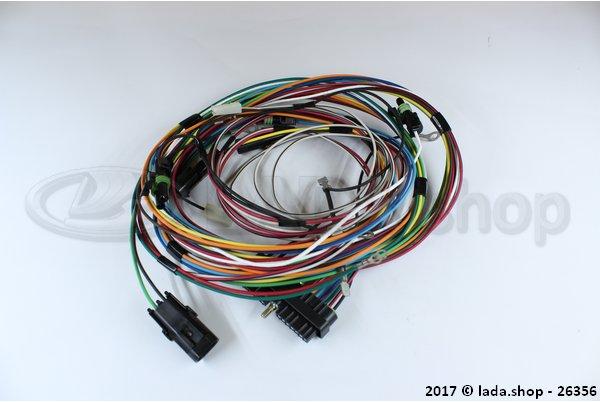 LADA 2121-3724027, Bedrading. emissie
