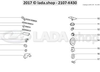 C7 Draad harnas accessoires
