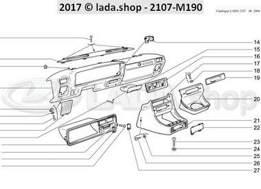 C7 Armaturenbrett