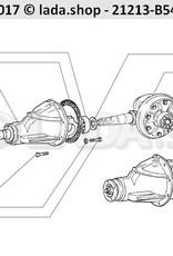 LADA 2101-2402086, Anel 2.85 Mm