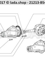 LADA 2101-2402089, Ring 3.00 mm
