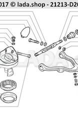 LADA 2101-2904078, Retaining plate