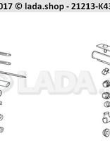 LADA 0000-1004570080, Clamp 18