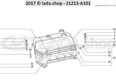N3 Blok cilinderkop